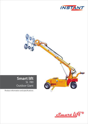 Smart Lift SL780 Outdoor Giant brochure EN photo