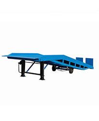 Instant loading ramp 12 tons