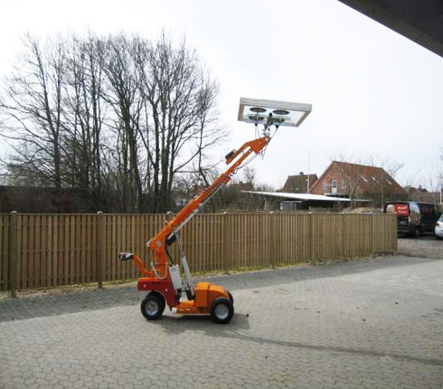 Handling equipment Smart Lift SL380 Outdoor High Lifter 13