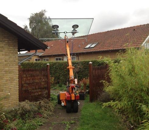 Handling equipment Smart Lift SL380 Outdoor High Lifter 3