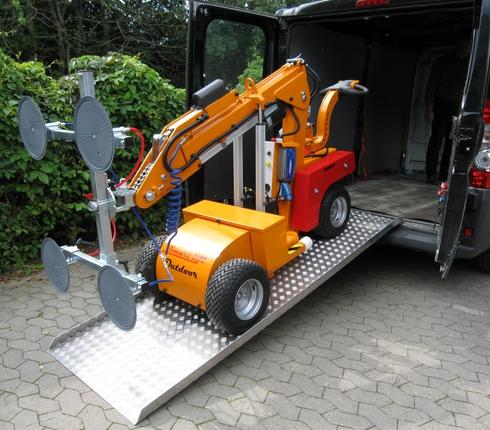 Handling equipment Smart lift SL380 Outdoor 10
