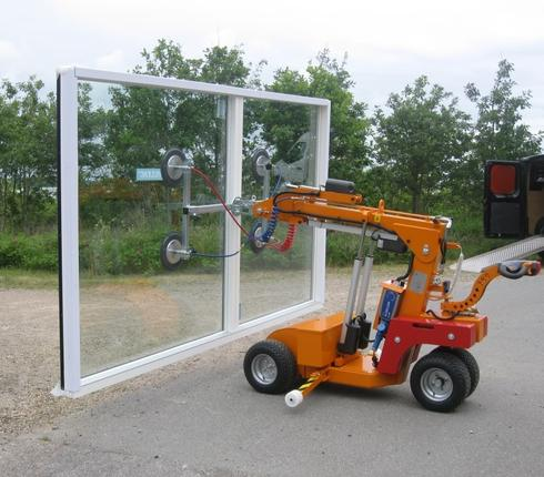 Handling equipment Smart lift SL380 Outdoor 8