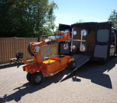 Handling equipment Smart Lift SL780 Outdoor Giant 14