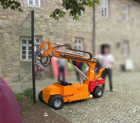 Handling equipment Smart Lift SL780 Outdoor Giant 6
